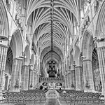 John Morter - Exeter Cathedral