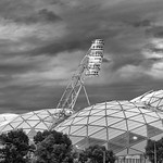 Vira Vujovich - Lights on at the Soccer Dome, Melbourne
