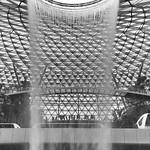 Rahul Kapur - Waterfall - Changi Airport