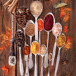Rosie Hughes - SPICES OF INDIA