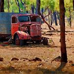 Alan Scott - Water Tank Truck