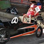 Donna Clarke - Billy cart racing is hard work