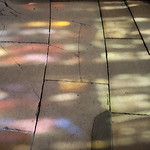 Geoff Shaw - Cathedral Flagstones