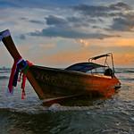 Alan Scott - Long Tail Boat