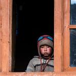Jill Shaw - Boy in the Kashmir mountains