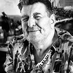 Ray Stabey - John in Studio