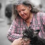 Ross Eddington - Lady and Dog