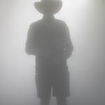 Jill Shaw - Man in mist