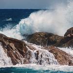 Albert Hutchison - Ocean rocks