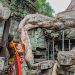 Marlene Chaitra - Supporting ancient structures