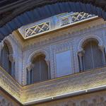 Xiaobo Yu - Inside Real Alcaza de Sevilla