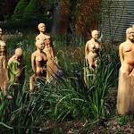 Fred Seeber - Statues in the Sun