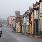 Phillip Harris - Welsh Street Scene