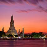 Steve Hilton - Wat Arun Sunset