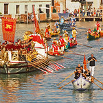 Albert Hutchison - Historical Regatta Venice