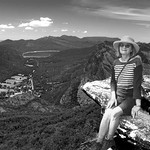 Ken Barnett - Enjoying the view