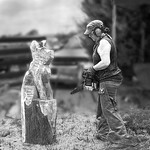 Fred Seeber - Chainsaw Woodcarver