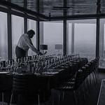 George Skarbek - Setting the table