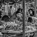Richard Pilcher - Mandalay market