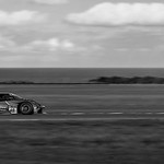Alan Bennett - Motor racing is straight forward