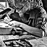 Rod Turner - engraving