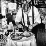 Vira Vujovich - The Waiter