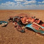 Alan Scott - Desert Wreck