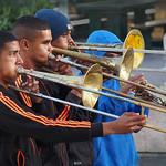 Keith Webster - Old trombones