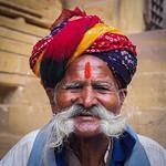 Marlene Chaitra - Rajasthan Man 1