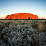 Rosie Hughes - ULURU LAST LIGHT