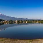 Mick Sanders - Mount Fuji Lake