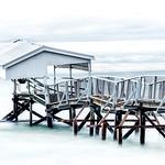 Hai Thi Nguyen - Broken Pier
