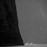 Jill Shaw - Milford sound NZ