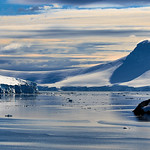 Peter Bond - Antarctic Evening Light