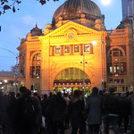 Lisa Li - Flinders Street Station