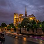 Felix Shparberg - Summer-night-in-Paris